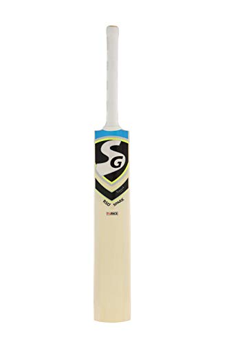 SG RSD Spark Kashmir Willow Cricket Bat, Size 5 (Color May Vary)