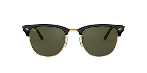 Ray-Ban  MOD. 3016 Ray-Ban Sonnenbrille Mod. 3016 Rechteckig  Sonnenbrille 51, Schwarz