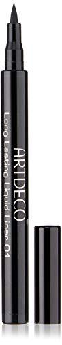 ARTDECO Long Lasting Liquid Liner, Eyeliner schwarz, Nr.01P