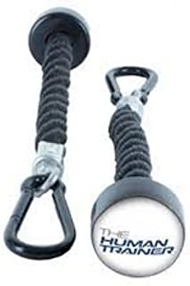 The Human Trainer Dual Tricep Ropes - Suspension Gym