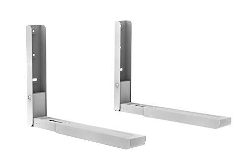 Cabletech UCH0124-1 MC-01 Mikrowellenhalterung weiß