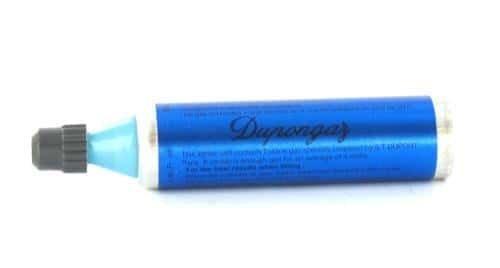 Blaue Gas Refill ST Dupont 450
