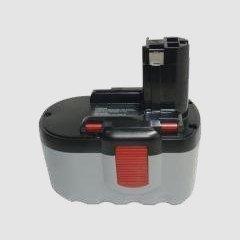 Kwaliteitsaccu - accu voor Bosch cirkelzaag GKS 24 V 3000 mAh O-Pack - 24 V - 3,0 Ah - NiMH - geen originele accu