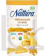 Eurofood Triangolini di Mais Bio - 100 gr