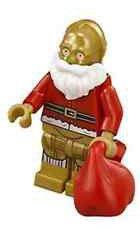 LEGO Original renos C-3po Droid Minifigure (sin embalaje) SPLIT de 2015 Star Wars Calendario de Adviento de Navidad