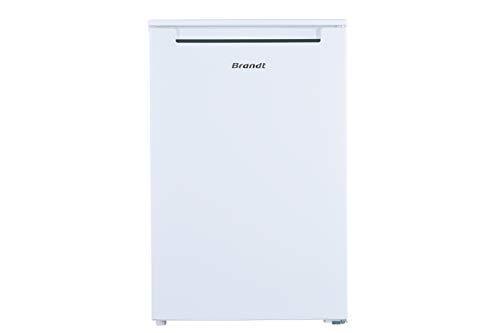 Brandt BST524SW – Frigorifero Table Top 101L – Congelatore 14L – Freddo statico – Energia Label A++ – Bianco