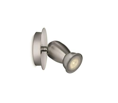 PHILIPS wandlamp chroom GU10 LED modern zilver woonkamer