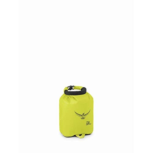 Osprey UltraLight 3 Dry Sack Electric Lime One Size