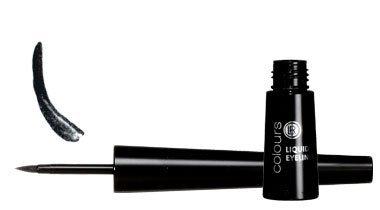LR colours Liquid Eyeliner 'Absolute Black' 2,5 ml