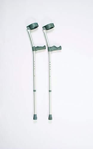 Patterson Medische kruk, ergonomische handgreep, verstelbaar, standard