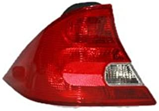 TYC 11-5506-00 Honda Civic Driver Side Replacement Tail Light Assembly