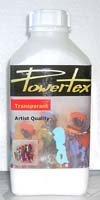 Powertex Fabric Hardener - 1/2 Liter Bronze