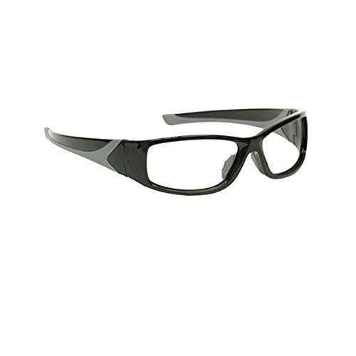 Rayons X Radiation Protection Lunettes de sécurité avec lentilles en verre au plomb Cadre 808