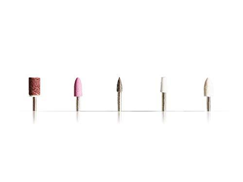 Lanaform My Nails – Accessoires pour kit manucure et pédicure « My Nails »