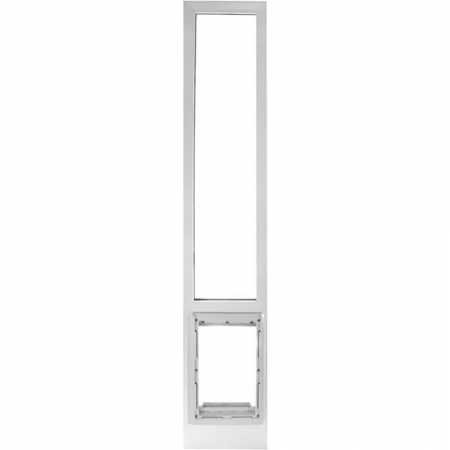 "Vinyl Pet Patio Door 80"" Medium"