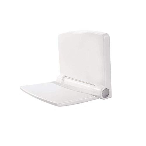 RONGW JKUNYU Badezimmer Sitz Faltwand hängend Verdeckte Schuh Stuhl Badesitz Duschstuhl Veranda Stuhl Anti-Blockier-System Bad Hocker, Badezimmer Badezimmerrollstühle