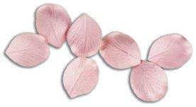 Roze eenkleurige mini papier Confetti - pak van 200