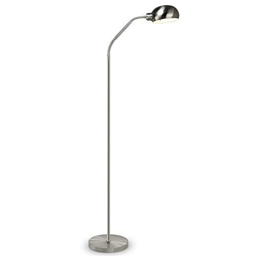 Lámparas de Pie Lámpara de Piso Luz de Pie Planta LED de la lámpara de la sala de lectura lámpara de dormitorio Tabla Larga Vida alto lumen nórdica creativa moderna simple lámpara de mesa vertical Lám