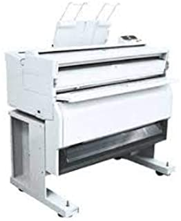 Large Scale Ricoh FW750 Copier Photocopier A251 FW-750 Wide Large Format Paper Print Printer Business Computer Office Architect Copy Machine Work Designer Design