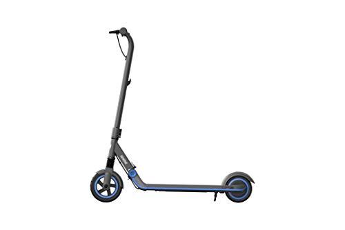 Patiente eléctrico Segway-Ninebot Sgw-zing-e10 Scooter eléctrico para niños - Scooter eléctrico - Scooter eléctrico - Scooter Todo Terreno - KickScooter para niños y Adolescentes ZING E10 - Negro, Talla Única