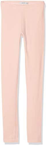 NAME IT Mädchen NKFDAVINA Sweat NOOS Leggings, Rosa (Strawberry Cream), (Herstellergröße:110)