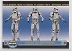 Episode III Clone Trooper (Trading Card) 2004 Topps Star Wars: Clone Wars - [Base] #73