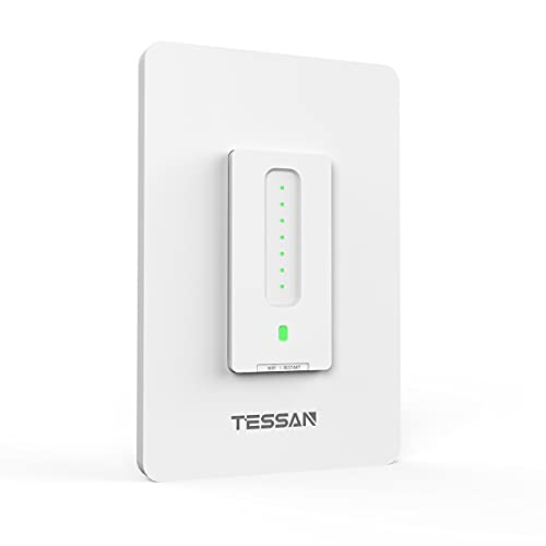 Tessan 3-Way Smart Wifi Dimmer switch at Amazon for $13.20 after coupon code