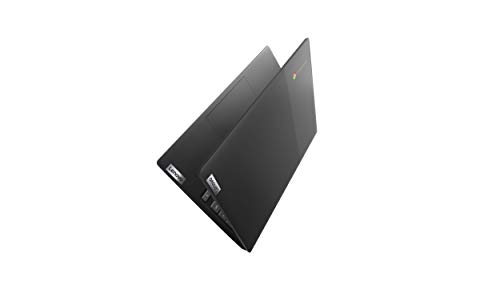"Lenovo IdeaPad 3 Chromebook Notebook, Display 11.6"" HD, Processore Intel Celeron N4000, 32GB eMMC, 4GB RAM, Chrome OS, Onyx Black"