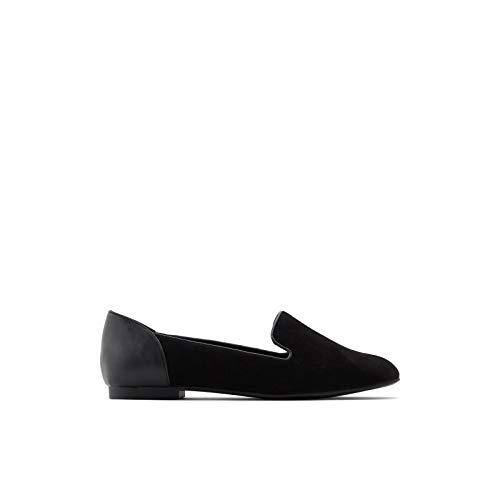 ALDO Women's Kappa Flat Loafer, Black, 5