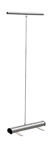 Oedim Estructura Rollup 85x200 cm   Expositor autoenrollable de Aluminio Rollup, Expositor publicitario autoenrrollable.