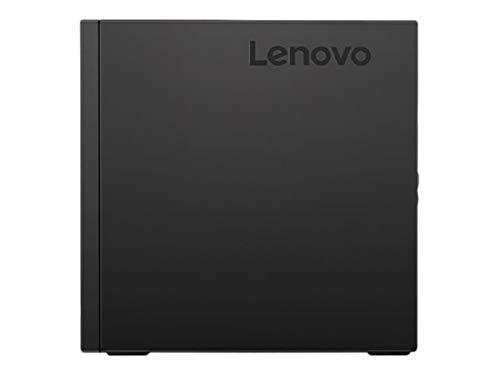 Lenovo ThinkCentre M720 Tiny PC-System, schwarz, Windows 10 Pro 64-Bit