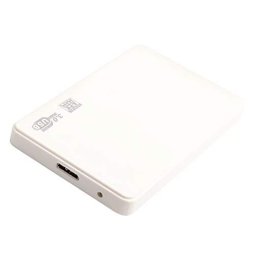 H HILABEE 2x2T Disco Duro Externo USB 3,0 para PC Chromebook Xbox One