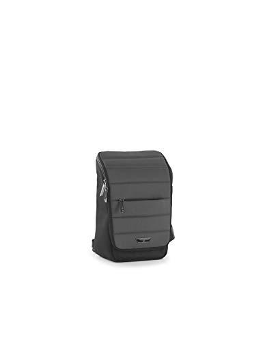 Roncato Radar Mochila Gris, Medida: 30 x 20 x 10 cm, Compartimentos Interiores para la organización Interna de Todas Tus Cosas