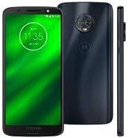 Smartphone Motorola Moto G6 Play XT1922 com 32GB, Tela de 5.7``, Dual Chip, Android 8.0, 4G, Câmera 13MP, Processador...