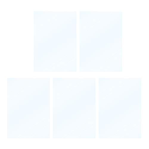 prasku 5 Stück 3D Drucker FEP Release Film Sheet 140 X 200 Mm 0,1 Mm Dicke für UV DLP