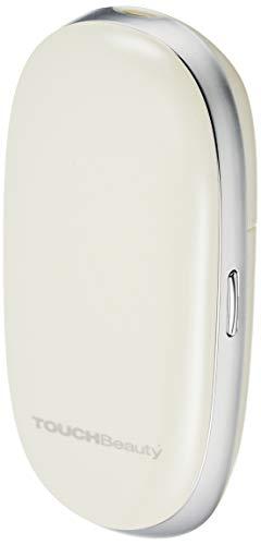 TOUCHBeauty(タッチビューティ)美顔器ポータブルフェイシャルミストフェイススチーマーLED光エステトリートメントパールホワイトTB-1185