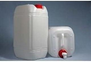 comprar comparacion PLASTICOS HELGUEFER - Bidon 20 litros con Grifo Plástico