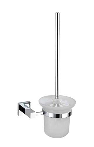 WENKO Power-Loc® Toilettenbürste San Remo Toilettenbürstenhalter Toilette Klobürste WC-Ständer Standgarnitur WC-bürstenhalter