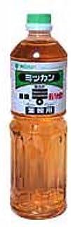 ミツカン酢 銘撰穀物酢 1L ×12個