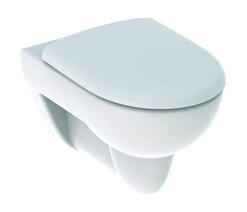 Geberit Renova Set Wand-WC Tiefspüler, mit WC-Sitz