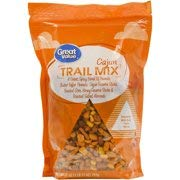 Great Value Cajun Trail Mix 27 Oz  Pack of 1