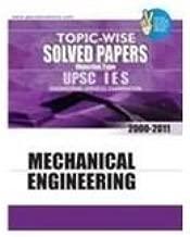 UPSC IES Mechanical Engineering 2000-2010 PB