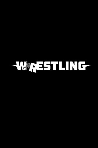 Wrestling: Weekly Planner 6x9   Freestyle Wrestling   Greco-roman Wrestling   Grappling Journal Notepad