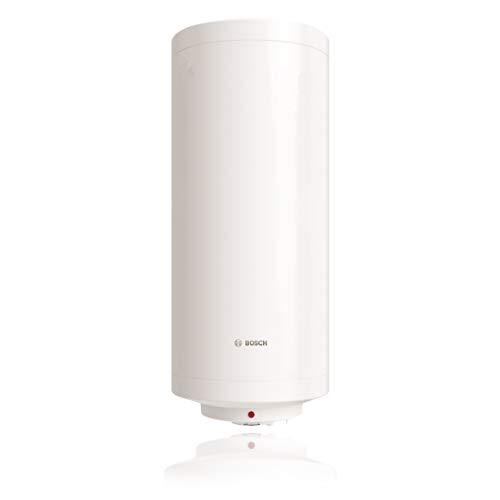Bosch Thermotechnics Bosch Calentador de agua eléctrico Tronic 2000T S-80L, 80 libras, Metal, plástico, Blanco