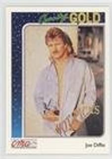 Joe Diffie (Trading Card) 1992 Sterling Cards CMA Country Gold - [Base] #6