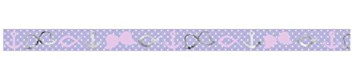 Ursus 59080032 Masking Tape, Meine Taufe Mädchen, Ca. 15 mm x 10 m