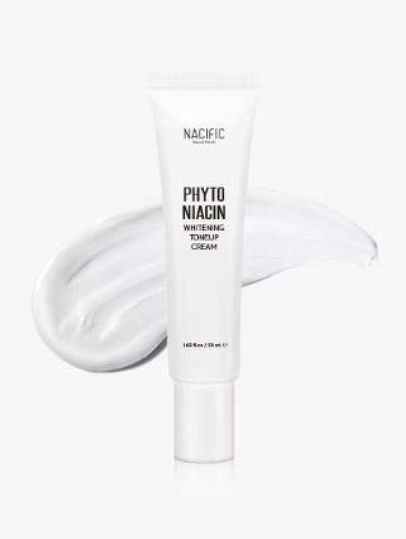 説明的赤道鳥[Nacific] Phyto Niacin Whitening Tone-up Cream 50ml /[ナシフィック] フフィト ナイアシン ホワイトニング トーンアップ クリーム 50ml [並行輸入品]