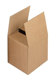 Single Wall Cardboard Boxes - 13...
