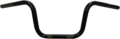 Baron Custom Accessories 1' Chrome 8' Skinny Mini-Ape Hanger Handlebar BA-7350-08B