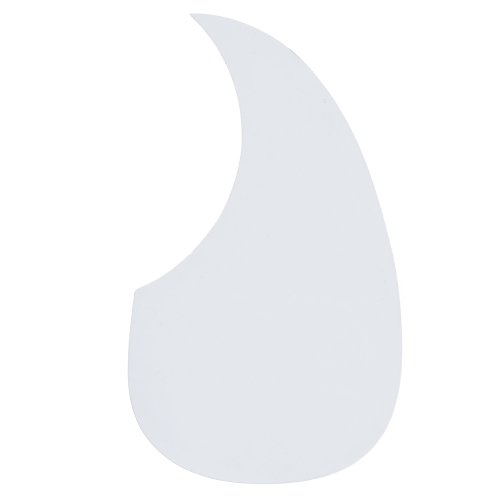 Best acoustic pickguard white for 2021